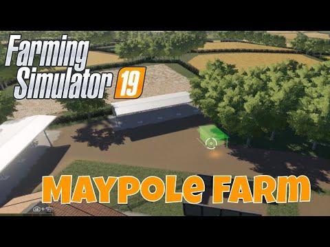 FS19 Maypole Farm v1.0.0.0