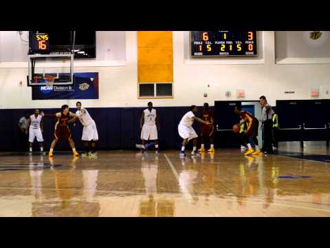 Boys Basketball WCAC Quarterfinals Bishop Ireton vs. Gonzaga 2/23/2013