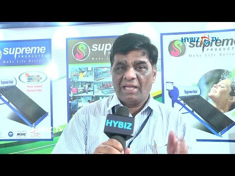 , Bhanu Prakash - Supreme Products - RenewX 2018