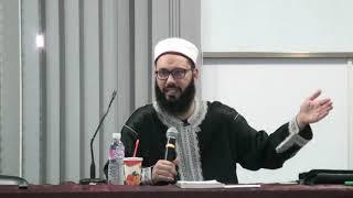 دورة في علم المنطق - الدرس 8/ الشيخ عصام السبوعي