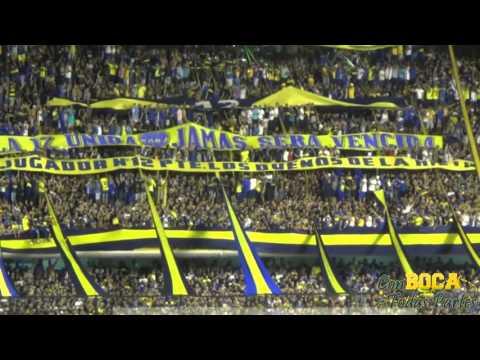 Dale Boca / BOCA-NOB 2016 - La 12 - Boca Juniors - Argentina - América del Sur