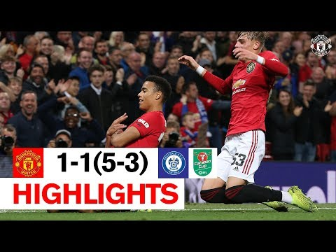 FC Manchester United 1-1 ( 5-3 g.p. ) AFC  Associa...