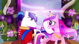 Cadance & Shining Armor Banish The Changelings - My Little Pony: Friendship Is Magic - Season 2