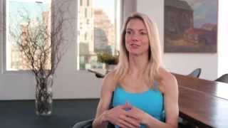 Kristin McGee   Yoga Instructor
