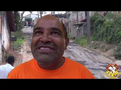 Prefeitura de Juquitiba conserta buracos abertos e deixados pela Sabesp de Juquitiba na Rua Jorge Nino Soares - Favela do Justinos