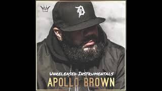 Apollo Brown - The Unreleased Instrumentals, Vol. 1 (Full Album) | 2018