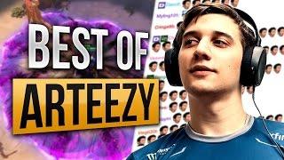 Video Arteezy Best Plays Compilation Dota 2 MP3, 3GP, MP4, WEBM, AVI, FLV Juni 2018