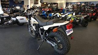 9. 2018 Yamaha TW200