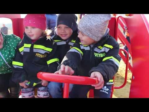 На Рівненщині відкрили перший пожежний майданчик [ВІДЕО]