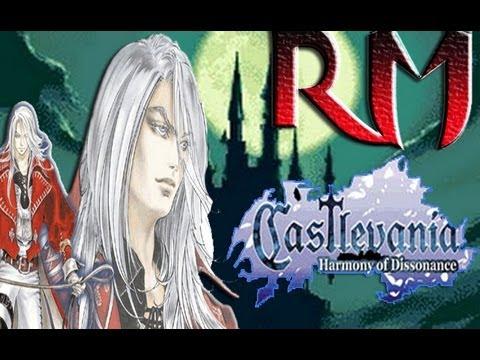 Castlevania : Harmony of Dissonance Wii U