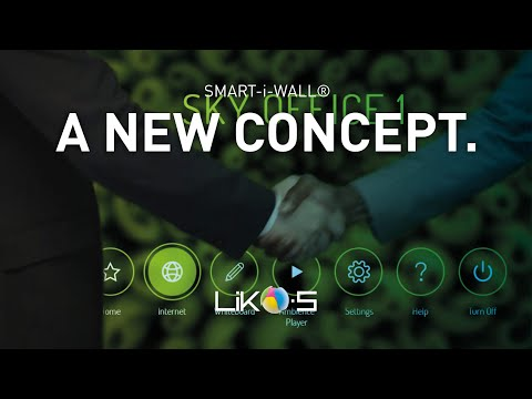 SMART i WALL by LIKO S