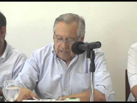 Para Bertil Bentos las denuncias de irregularidades son un ataque político