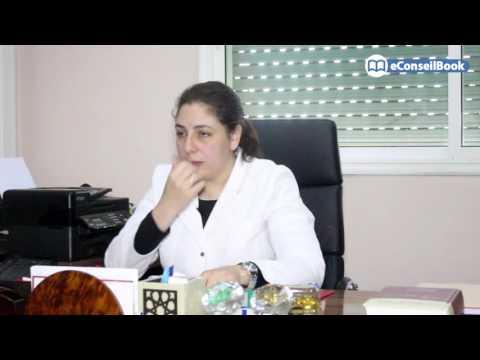 Dr. Hanane KAMOUM:  Cardiopathie congénitale: symptômes et traitements:الدكتورة حنان كموم