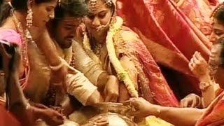 Video Ram Charan ties knot to Upasana - Ram Charan Marriage Video - 03 MP3, 3GP, MP4, WEBM, AVI, FLV Maret 2019