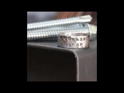 Unique Mens Rings by tinahdee
