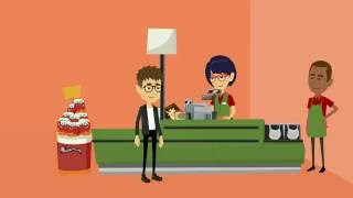 I will create explainer video animations for your Business promo