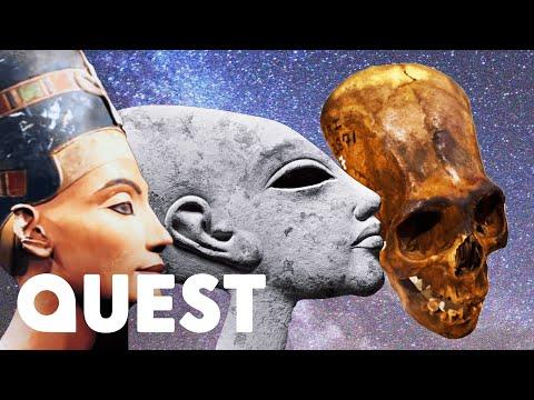 Waren Egyptische farao's afstammelingen van buitenaardse wezens?