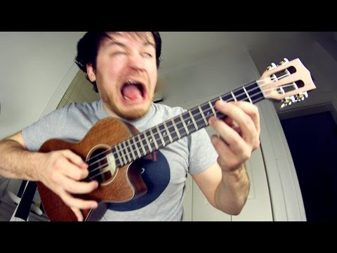 Metallica - Blackened (Ukulele cover w/ solo)