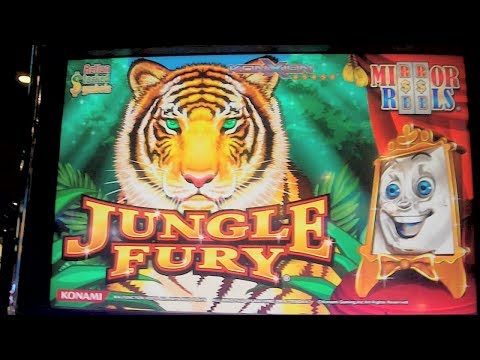 Jungle Fury MAX BET BONUS + LIVE PLAY New Las Vegas Slot Machine Win