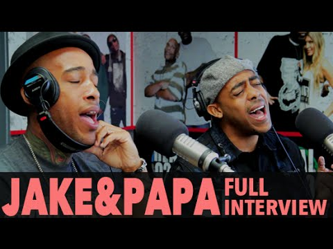 "Jake&Papa on New Album 'Dark Scale Blues', Sing ""Birthday Girl"" Live (Full Interview)   BigBoyTV"