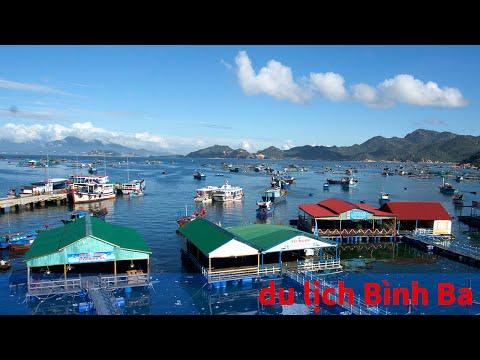 Đảo Bình Ba du lịch lặn ngắm san hô
