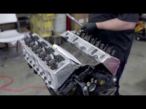 Small Block Chevy Engine Build: Cylinder Heads