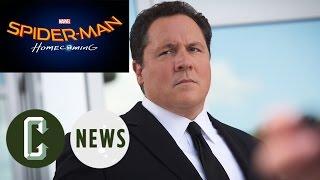 Spider-Man: Homecoming Will See Jon Favreau Return as Happy Hogan   Collider News by Collider