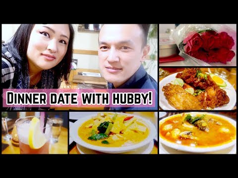 (SURPRISE DATE W/ MY HUBBY | VALENTINE'S DAY GIFTS..11 min.)