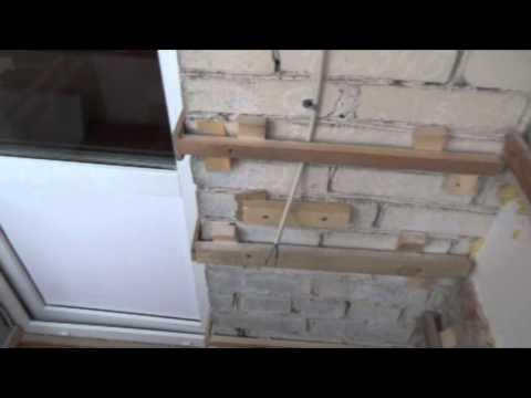 Обрешетка балкона - результаты поиска на сайте videovortex.r.