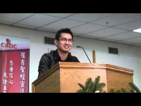 2011 Christmas Baptism – Raymond Chung Testimony 2