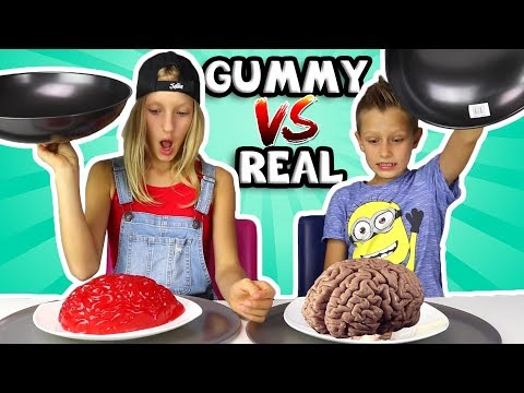 Video ALL GUMMY vs REAL IN ONE VIDEO!!!!!! download in MP3, 3GP, MP4, WEBM, AVI, FLV January 2017