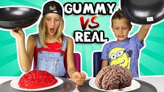 Download Lagu ALL GUMMY vs REAL IN ONE VIDEO!!!!!! Mp3
