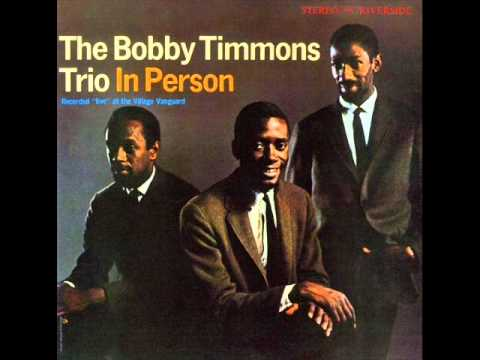 Bobby Timmons Trio – Dat Dare