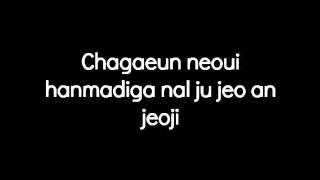 [Davichi] - Don't say Goodbye [Romanized] Lyrics♥