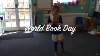 World Book Day Mannequin Challenge