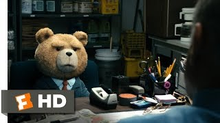 Ted  4 10  Movie Clip   Job Interview  2012  Hd