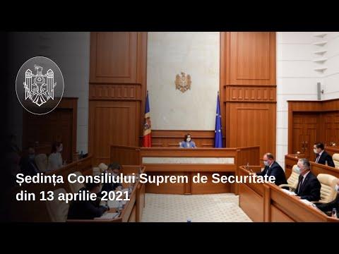 Problemele din sectorul asigurărilor, discutate la ședința Consiliului Suprem de Securitate