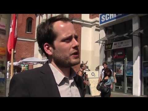 Interviews mit Kandidaten der Partei für Soziale Gleichheit (видео)