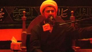 نعي الخطيب الشيخ أبو زينب العماري :: ليلة 5 محرم