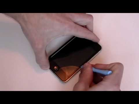 ipod Touch 3 - http://www.RepairsUniverse.com - Our iPod Touch 3rd Generation LCD Screen Take apart repair guide video shows how to remove and replace a broken or damaged L...