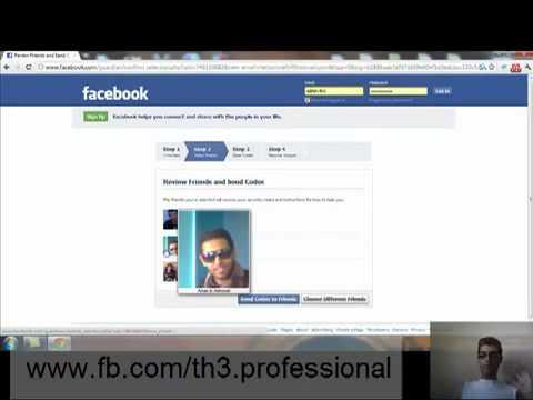طريقة إختراق حسابات الفيسبوك إحمي نفسك قبل فوات الاوان