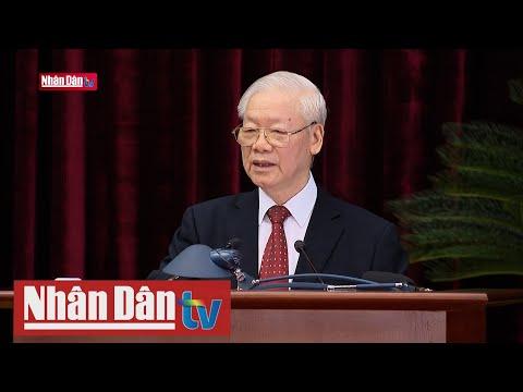 Toàn văn phát biểu bế mạc Hội nghị Trung ương 4, khóa XIII của Tổng Bí thư Nguyễn Phú Trọng