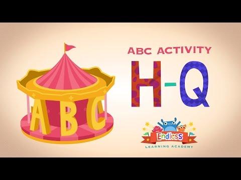 Endless Alphabet H-Q
