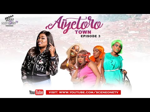 Aiyetoro Town Episode 3 - HOME COMING