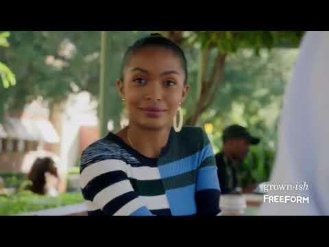 "Grown-ish Season 4 Episode 1 |""Starboy"" Promo Clip(HD)"