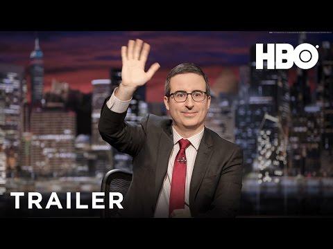 John Oliver - Trailer - Official HBO UK