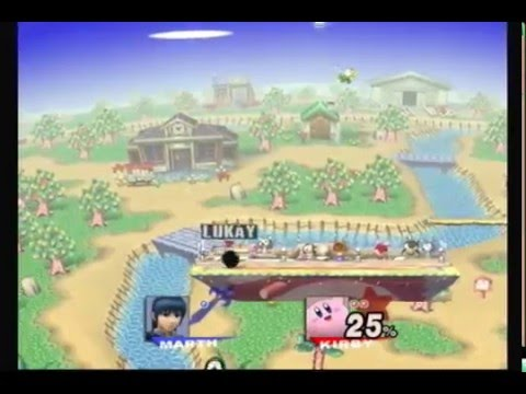 Gangsters Wear Slippers A Kirby Combo/Highlight Video