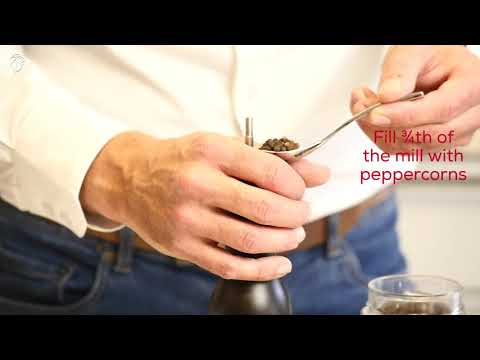 How-to-clean the spices mill