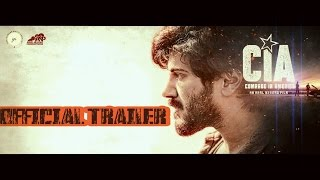 CIA Official Trailer Dulquer Salman