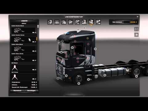 Renault Magnum Mega Mod v2.0.0